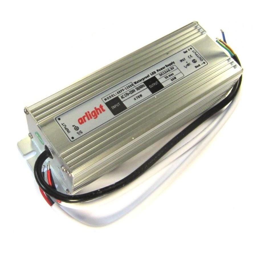 Power transformator za LED traku. Napajanje za LED trake 25