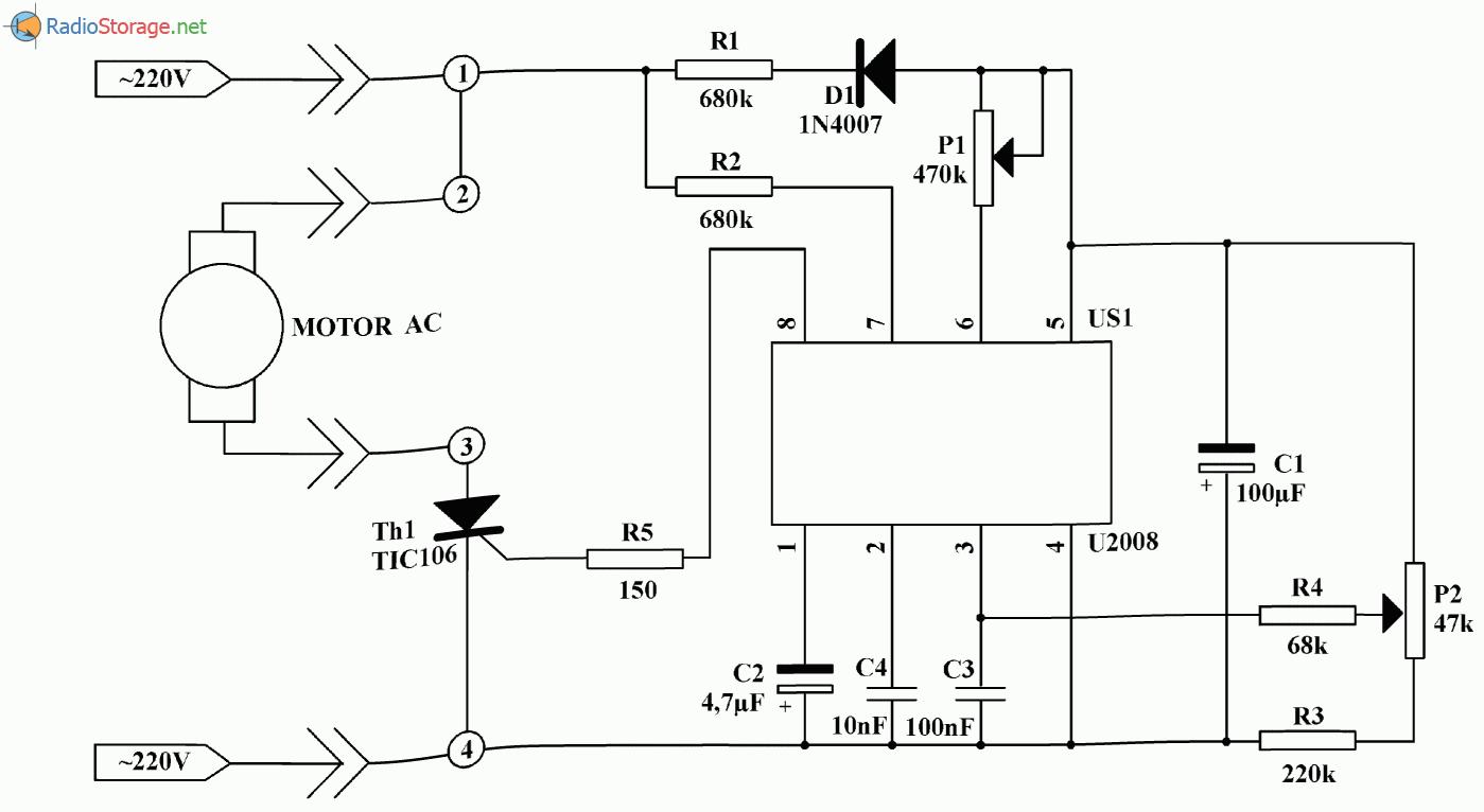 Способы регулирования скорости асинхронного двигателя