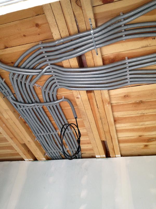 Welche Art von Elektrokabel, um in das Haus zu strecken gebaut ...